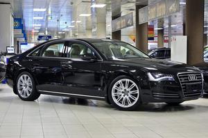 Авто Audi A8, 2012 года выпуска, цена 1 455 555 руб., Москва