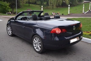 Автомобиль Volkswagen Eos, хорошее состояние, 2009 года выпуска, цена 620 000 руб., Сочи