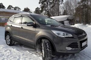 Подержанный автомобиль Ford Kuga, отличное состояние, 2013 года выпуска, цена 1 270 000 руб., Когалым