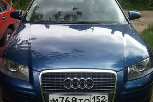 Автомобиль Audi A3, хорошее состояние, 2007 года выпуска, цена 385 000 руб., Нижний Новгород