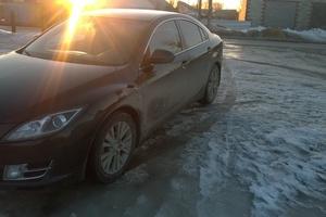 Подержанный автомобиль Mazda 6, отличное состояние, 2008 года выпуска, цена 540 000 руб., Челябинск