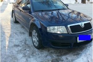 Подержанный автомобиль Skoda Superb, отличное состояние, 2002 года выпуска, цена 320 000 руб., Челябинск