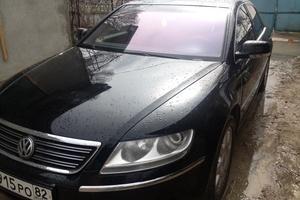 Автомобиль Volkswagen Phaeton, отличное состояние, 2006 года выпуска, цена 500 000 руб., Феодосия