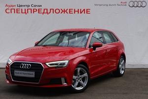 Новый автомобиль Audi A3, 2016 года выпуска, цена 1 500 000 руб., Сочи