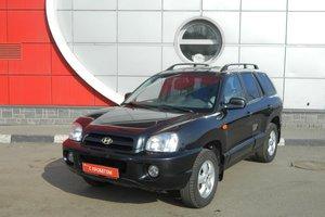 Авто Hyundai Santa Fe, 2011 года выпуска, цена 570 000 руб., Москва