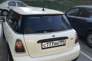 Автомобиль Mini One, среднее состояние, 2010 года выпуска, цена 430 000 руб., Москва