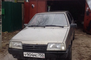 Подержанный автомобиль ВАЗ (Lada) 2109, хорошее состояние, 2001 года выпуска, цена 42 000 руб., Павловский Посад
