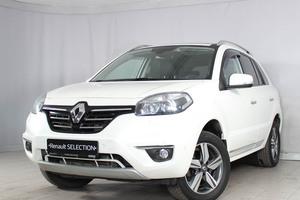 Авто Renault Koleos, 2014 года выпуска, цена 1 040 000 руб., Санкт-Петербург