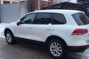 Автомобиль Volkswagen Touareg, отличное состояние, 2012 года выпуска, цена 1 600 000 руб., Казань