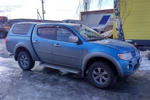 Автомобиль Mitsubishi L200, хорошее состояние, 2008 года выпуска, цена 720 000 руб., Челябинск