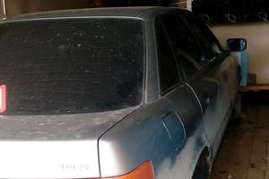 Автомобиль Audi 80, среднее состояние, 1988 года выпуска, цена 55 000 руб., Ульяновская область
