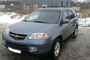 Автомобиль Acura MDX, хорошее состояние, 2001 года выпуска, цена 450 000 руб., Почеп