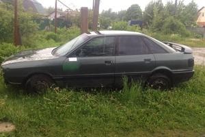 Подержанный автомобиль Audi 80, хорошее состояние, 1990 года выпуска, цена 65 000 руб., Калуга