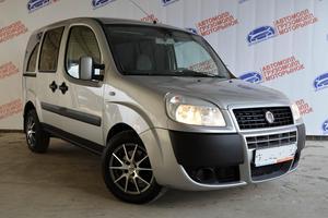 Авто Fiat Doblo, 2008 года выпуска, цена 299 000 руб., Екатеринбург