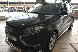 Авто ВАЗ (Lada) XRAY, 2017 года выпуска, цена 722 900 руб., Санкт-Петербург