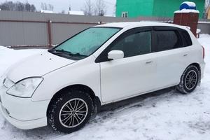 Подержанный автомобиль Honda Civic, среднее состояние, 2001 года выпуска, цена 190 000 руб., Ногинск