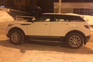 Автомобиль Land Rover Range Rover Evoque, отличное состояние, 2013 года выпуска, цена 1 500 000 руб., Казань
