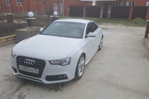 Подержанный автомобиль Audi A5, отличное состояние, 2015 года выпуска, цена 1 870 000 руб., Краснодар