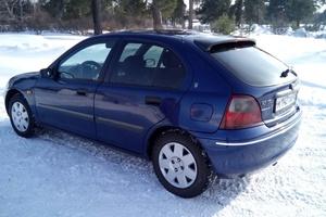 Автомобиль Rover 200 Series, хорошее состояние, 1999 года выпуска, цена 150 000 руб., Барнаул