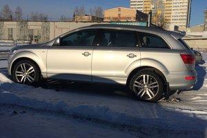 Подержанный автомобиль Audi Q7, отличное состояние, 2007 года выпуска, цена 1 200 000 руб., Челябинск