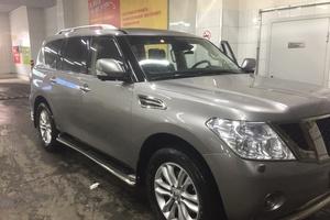 Автомобиль Nissan Patrol, отличное состояние, 2011 года выпуска, цена 2 300 000 руб., Сургут