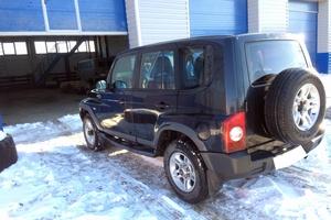 Автомобиль ТагАЗ Tager, отличное состояние, 2009 года выпуска, цена 400 000 руб., Санкт-Петербург
