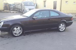 Автомобиль Mercedes-Benz CLK-Класс, хорошее состояние, 1999 года выпуска, цена 360 000 руб., Тула