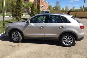 Автомобиль Audi Q3, среднее состояние, 2013 года выпуска, цена 1 190 000 руб., Москва