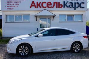Авто Hyundai Grandeur, 2013 года выпуска, цена 1 290 000 руб., Киров