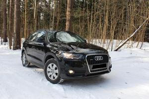 Автомобиль Audi Q3, отличное состояние, 2012 года выпуска, цена 1 050 000 руб., Санкт-Петербург