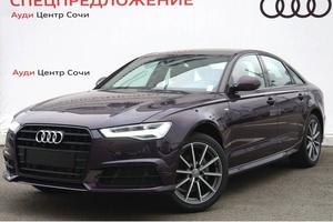 Новый автомобиль Audi A6, 2016 года выпуска, цена 2 690 000 руб., Сочи