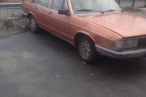 Подержанный автомобиль Audi 100, хорошее состояние, 1978 года выпуска, цена 48 000 руб., Санкт-Петербург