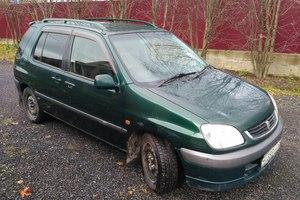 Автомобиль Toyota Raum, хорошее состояние, 2000 года выпуска, цена 210 000 руб., Санкт-Петербург