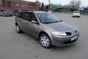 Подержанный автомобиль Renault Megane, хорошее состояние, 2008 года выпуска, цена 390 000 руб., Челябинск