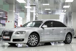 Авто Audi A8, 2004 года выпуска, цена 558 000 руб., Москва
