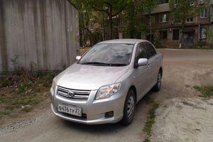 Автомобиль Toyota Corolla Axio, отличное состояние, 2006 года выпуска, цена 380 000 руб., Хабаровск