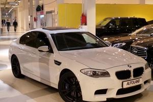 Авто BMW M5, 2012 года выпуска, цена 2 220 000 руб., Москва