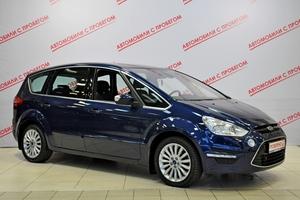 Авто Ford S-Max, 2012 года выпуска, цена 829 000 руб., Санкт-Петербург