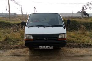 Автомобиль Toyota Hiace, среднее состояние, 1996 года выпуска, цена 250 000 руб., Усолье-Сибирское