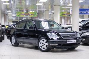 Авто Lexus LS, 2005 года выпуска, цена 633 333 руб., Москва