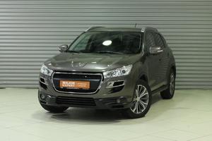 Авто Peugeot 4008, 2012 года выпуска, цена 815 000 руб., Москва