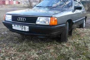Автомобиль Audi 100, отличное состояние, 1989 года выпуска, цена 145 000 руб., Орехово-Зуево