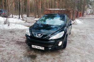 Автомобиль Peugeot 308, хорошее состояние, 2010 года выпуска, цена 370 000 руб., Дубна