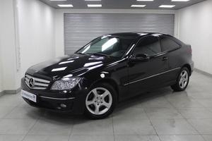 Авто Mercedes-Benz CLC-Класс, 2009 года выпуска, цена 581 200 руб., Москва