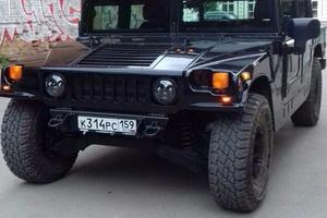 Автомобиль Hummer H1, отличное состояние, 1995 года выпуска, цена 3 400 000 руб., Пермь