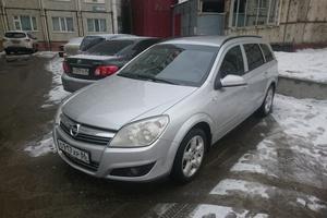 Подержанный автомобиль Opel Astra, хорошее состояние, 2007 года выпуска, цена 330 000 руб., Сургут