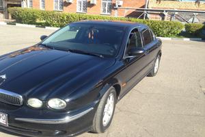 Подержанный автомобиль Jaguar X-Type, отличное состояние, 2002 года выпуска, цена 380 000 руб., Клин