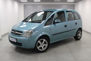 Авто Opel Meriva, 2003 года выпуска, цена 279 900 руб., Москва