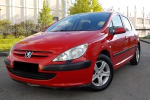 Авто Peugeot 307, 2003 года выпуска, цена 179 000 руб., Москва