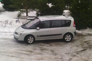 Автомобиль Renault Espace, хорошее состояние, 2004 года выпуска, цена 430 000 руб., Сортавала